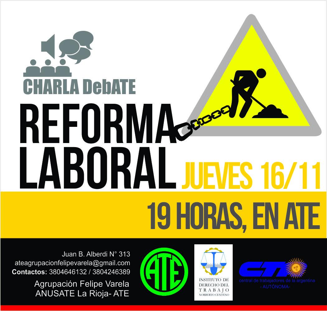 debatir 225 n sobre la reforma laboral