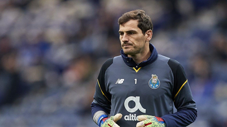 Se retiró Iker Casillas, ídolo del Real Madrid, Porto y la