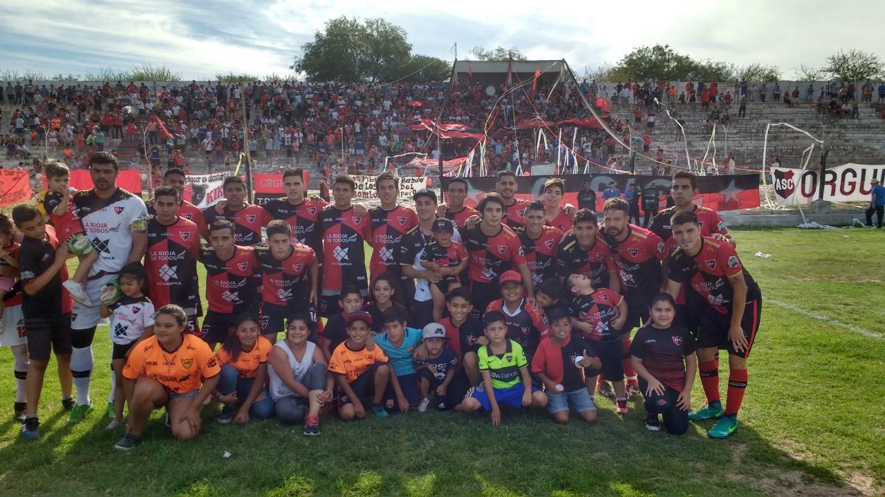 Andino campeon 2017