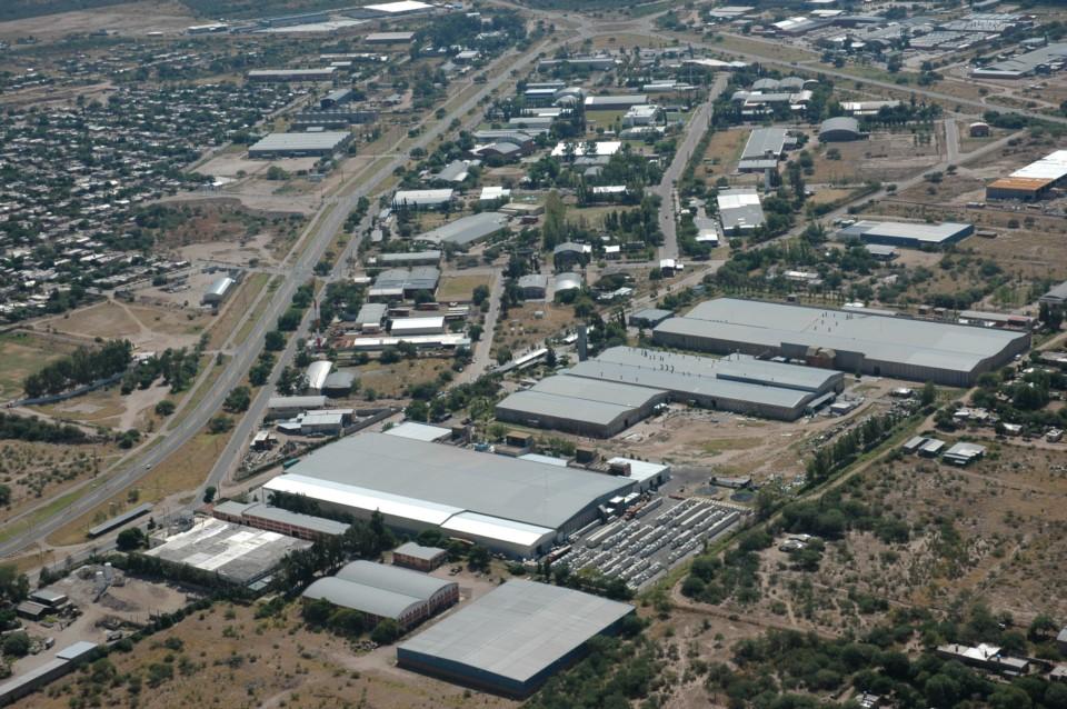 Resultado de imagen para 2.600 parques industriales