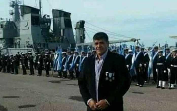 Falleció Julio Cepeda, ex combatiente de Malvinas