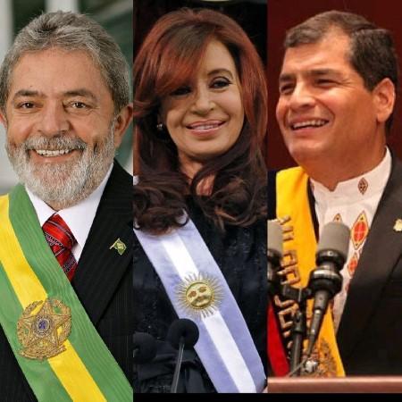 Parlamentarios europeos rechazan persecución contra Lula, Cristina ...