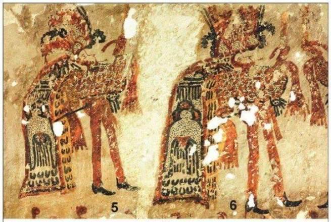 Refaccionaba el techo de su casa y encontró obras de la cultura maya